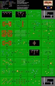 The Legend Of Zelda Level 04 Quest 2 Map Png