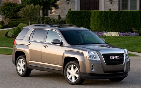 2010 Gmc Terrain Suv Specifications, Pictures, Prices