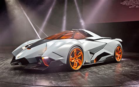 Lamborghini Egoista  Car Lease India
