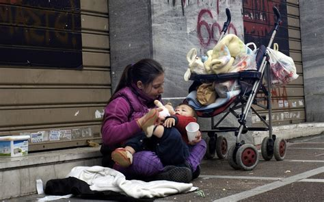 child poverty rates soar  worlds richest countries al
