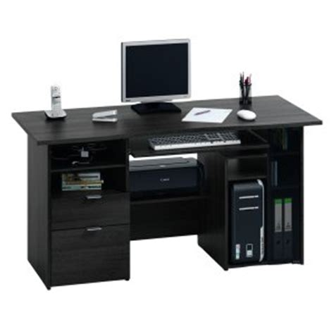 bureau noir laqué pas cher bureau noir pas cher comparer les prix avec cherchons com