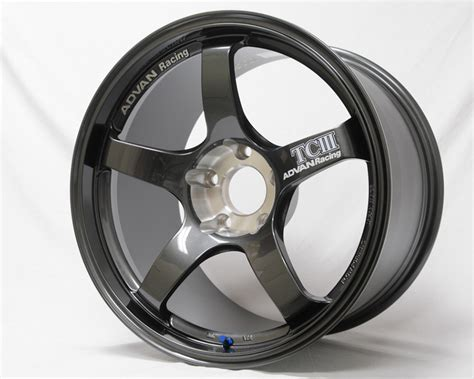 Yan8l15ex Advan  Tciii Wheel 18x105 5x1143 +15mm Dark