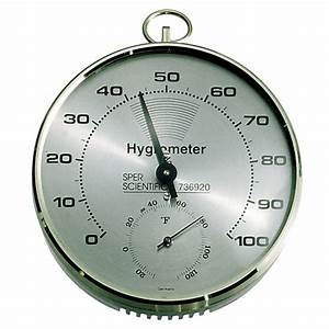 Digital Hygrometer | Thermometer | Sper Scientific