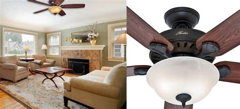 best fan for small room selecting best ceiling fan fit your living room large room