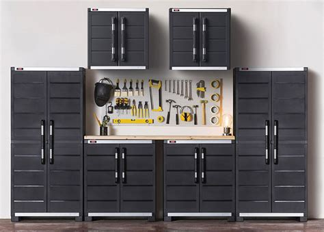 keter tool storage cabinets