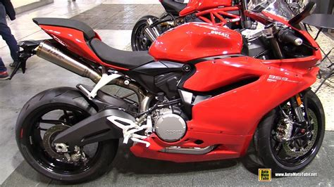2016 Ducati 959 Panigale With Zard Exhaust