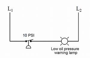 Draw The Appropriate Pressure Switch Symbol
