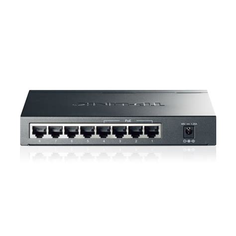 tp link tl sg1008p switch ports