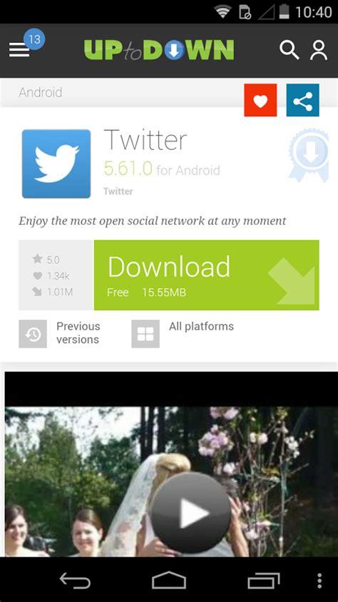 uptodown downloaden en installeren android