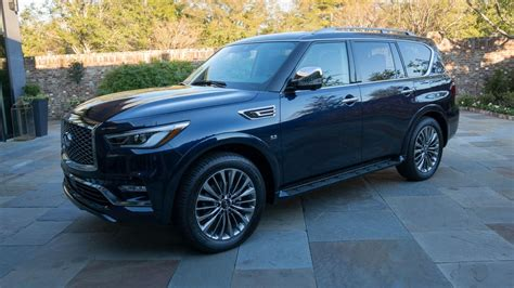 Infiniti Qx80 New Style 2018 by Get A Load Of The 2018 Infiniti Qx80 S New Look Roadshow