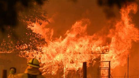 tornado de fuego barrio nuestra casa incendios