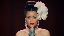 Andra Day Stuns in Official 'The United States vs. Billie ...