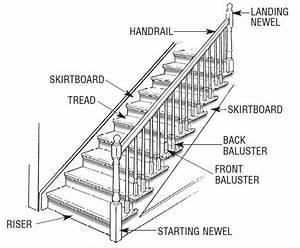 Anatomy Of Staircase
