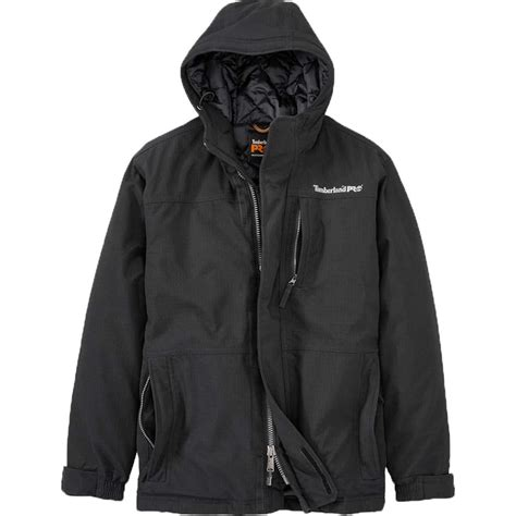 timberland pro split system waterproof insulated jacket ab