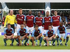 Aston Villa Football Club 20082009 Wikipedia