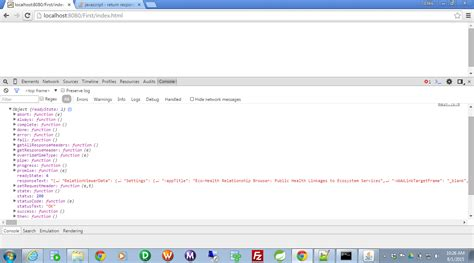 How Do You Get Responsetext From Jquery.getjson Method In