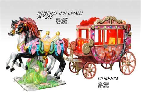 carrozze per cavalli prezzi cavalli carrozze ital resina