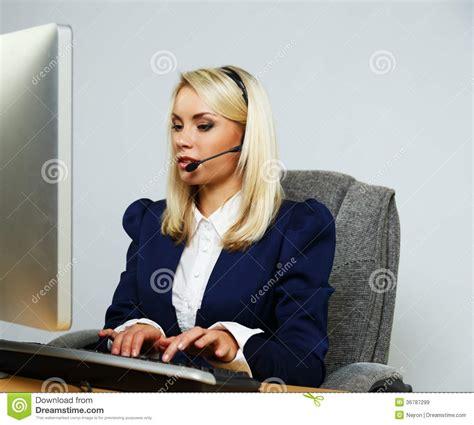 bureau de service femme de bureau de service svp images libres