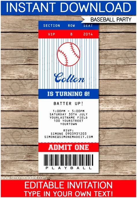 10 Baseball Ticket Invitation Template Free Ewatc. Template Of Resignation Letter. Daily Timesheet Excel Template. Best Graduate Certificate Programs. Template For Monthly Bills. Minnie Mouse Background. College Application Checklist Template. Research Paper Template Apa. Basic Employment Application Template Free