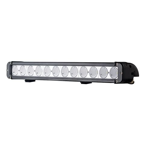 21 quot heavy duty road led light bar 120w led work