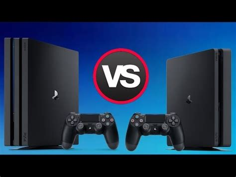 ps4 pro vs ps4 slim all you need to before buying