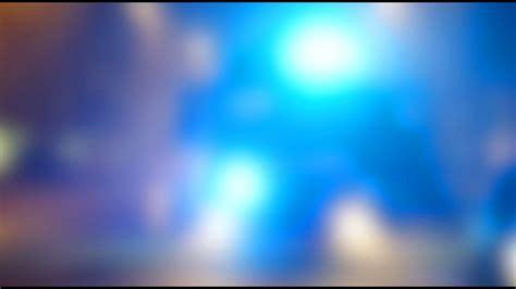 blurred emergency blue flashing lights  stock video