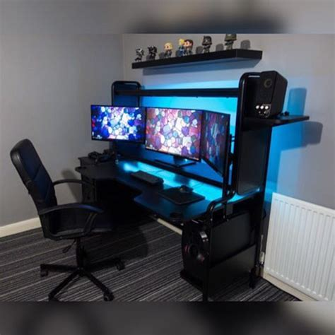 pc gamer bureau image result for ikea fredde setups gaming