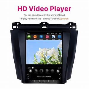 Hd Touchscreen 9 7 Inch Android 6 0 Aftermarket Gps