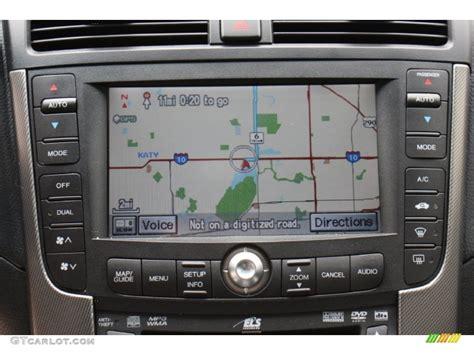 2008 acura tl type s navigation 2008 acura tl 3 5 type s navigation photos gtcarlot com