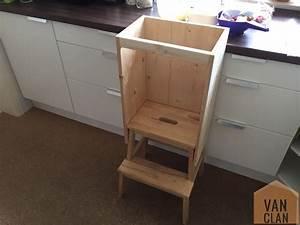 Ikea Hocker Holz : kinderstuhl f r die k che bauen learning tower auf ikea ~ Michelbontemps.com Haus und Dekorationen