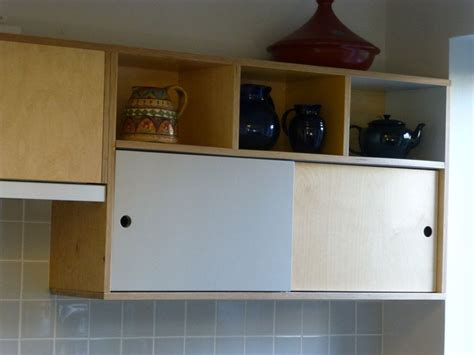 Kitchen Cupboards With Sliding Doors by Sliding Door Wall Cabinet 1960 S Style кухни In 2019