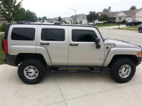 Sell Used 2006 Hummer H3 Awd 4x4 Suv Adventure Package In