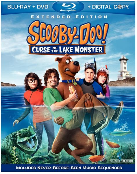 My Springfield Mommy Scooby Doo Curse Of The Lake