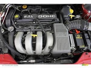 1996 Dodge Stratus Standard Stratus Model 2 4 Liter Dohc