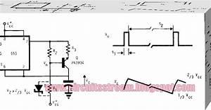 Build A 555 Astable Oscillator Wiring Diagram Schematic