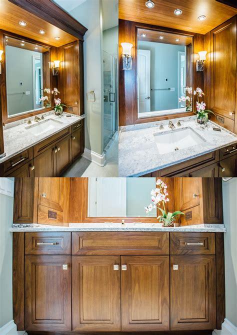 vanities custom woodwork specializing  bathroom vanities