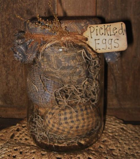 Primitive Easter Decorations To Make by Primitive Easter Eggs Rag Wrapped Pickled Eggs Higgy