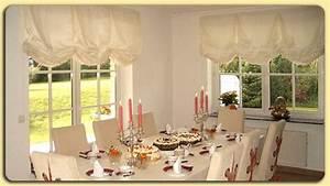 Fenstergestaltung Mit Gardinen Beispiele : raffrollosysteme ~ Frokenaadalensverden.com Haus und Dekorationen