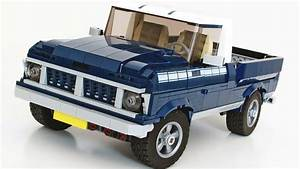 Use Your Lego Mustang Set To Create This Awesome F-100 Build