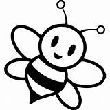 Bee Coloring Pages Bumble Getcoloringpages sketch template