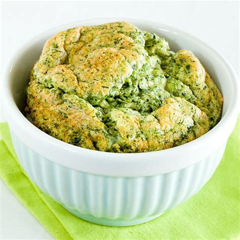 spinach souffle spinach souffles recipe dishmaps