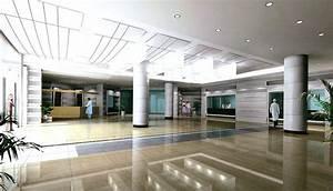 Hospital lobby interior 3D design | 3D house, Free 3D ...