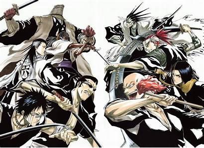 Bleach Captains Anime Wallpaperaccess Tite Kubo Zerochan