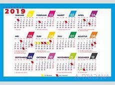 Download Kalender 2019 Indonesia Beserta Liburan Kejepit