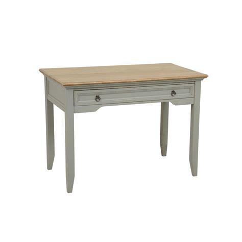 table bureau bureau 1 tiroir gris interior 39 s
