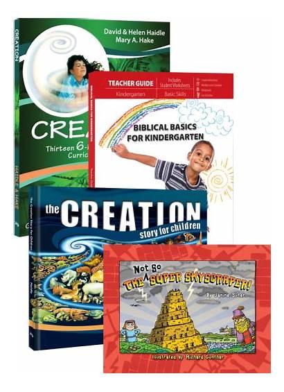 Kindergarten Basics Biblical Masterbooks