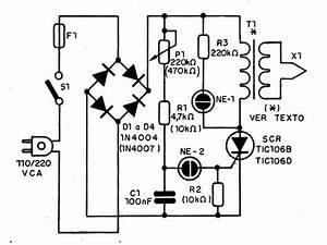 install circuito electrico de una taser mauriciolemuscom With diagramas elctricos