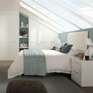 Gestaltungsideen Schlafzimmer Wände : gestaltung schlafzimmer mit dachschr ge ~ Markanthonyermac.com Haus und Dekorationen