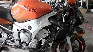 Hose Line Yamaha R6 Engine Diagram