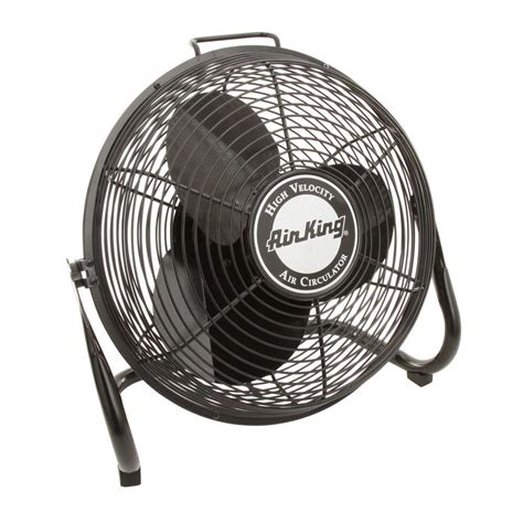 Air King High Velocity 14 In Floor Fan 9214 The Home Depot
